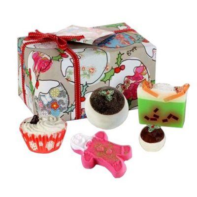 Bomb Cosmetics Gift Set Christmas Cheer