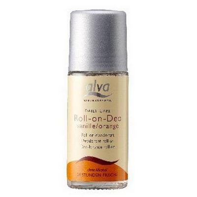 Daily Care Roll On Deodorant Vanilla & Orange