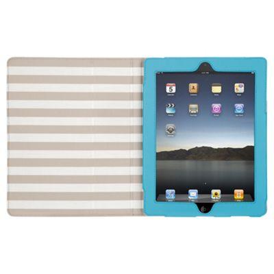 Griffin Cabana Folio Case for Apple iPad 3/iPad 2 - Blue