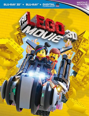 The Lego Movie (3D/S) BLU-RAY