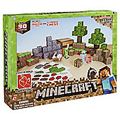Minecraft Papercraft Overworld Set