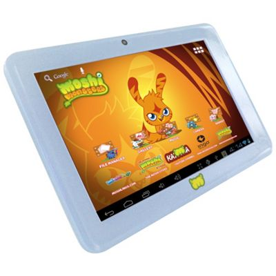 Moshi Monsters 7 Inch Capacitive Touch Tablet - 4GB