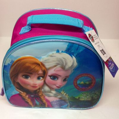 Disney Frozen Sisters Insulated Lunch Bag