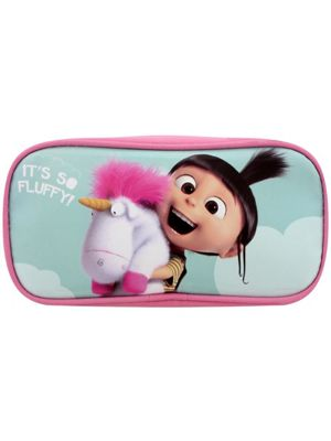 Despicable Me It's so Fluffy Pencil Case,