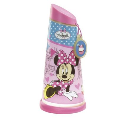 Minnie Mouse Go Glow Night Beam Tilt Torch