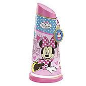 Minnie Mouse Go Glow Night Beam Tilt Torch