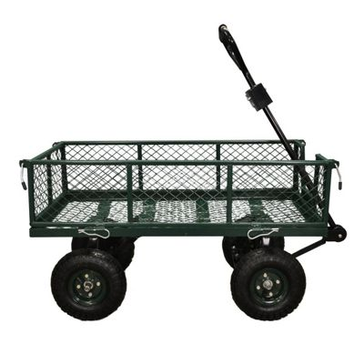 Selections Large Heavy Duty All Terrain Garden Trolley