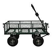 Selections Large Heavy Duty All Terrain Garden Trolley