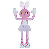 Stretchkins Ballet Buddy Bunny