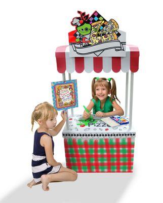 Build, Colour & Play Little Vendor Stand
