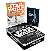 Star Wars 40th Anniversary Tin: Includes Book of the Film and Doodle Book