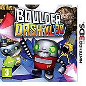 Boulder Dash XL 3D - Nintendo3DS
