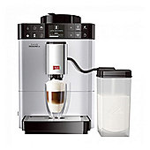 Melitta-F531101 Caffeo Passione Bean to Cup Coffee Machine in Silver