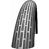 Schwalbe Fat Frank Tyre: 26 x 2.35 Black Wired. HS 375, 60-559, Performance Line, Kevlar Guard
