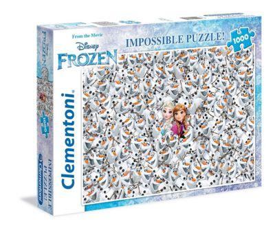 Frozen - Impossible Puzzle - 1000pc