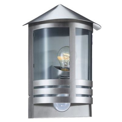 Steinel L 170 Outdoor Sensor Light - Silver
