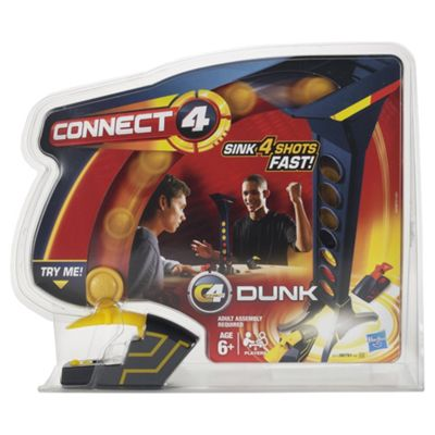 Connect 4 C4 Dunk