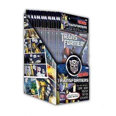 Transformers Fun Packs Micro-Comic (1 Random)