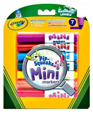 Crayola 7 Mini Markers