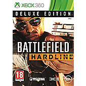 Battlefield Hardline Deluxe Edition - Xbox-360
