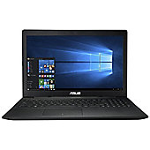 "Asus X553SA-XX166T 39.6 cm (15.6"") Notebook - Intel Celeron N3050 Dual-core (2 Core) 1.60 GHz - Black Textured"