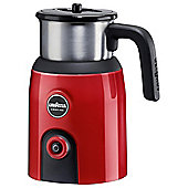 Lavazza Milk Frother Red