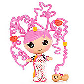 MGA Entertainment Lalaloopsy Littles Silly Hair Doll Squirt Lil' Top