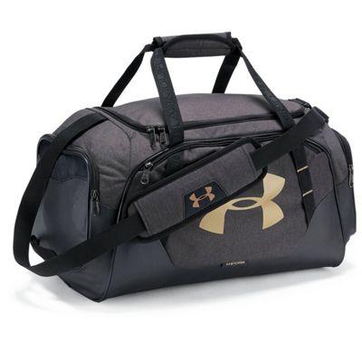 Under Armour Storm Undeniable 3.0 XS Duffel Sports Bag - Black/Gold