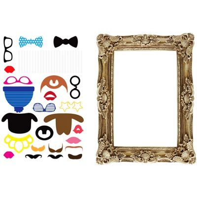 Photo Booth Props Kit