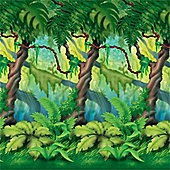 Jungle Party Jungle Trees Room Roll (each)