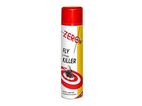 STV Zero In Fly & Wasp Killer 300ml