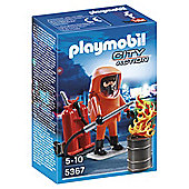 Playmobil 5367 City Action Firefighter Special Force