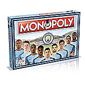 Manchester City FC Monopoly Board Game
