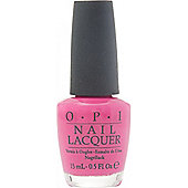 OPI Nail Polish 15ml Pink Flamenco
