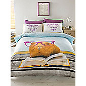 Hashtag Geraldine Guinea Pig Single Duvet Cover Set