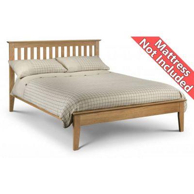 Julian Bowen Salerno Shaker Bed Two Tone - King (150cm)