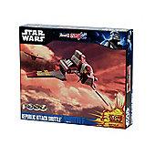 Star Wars Revell Easykit Republic Attack Shuttle Model