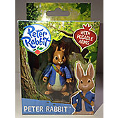 Peter Rabbit And Friends - 7cm Peter Rabbit Figure - Action Figures