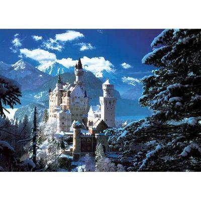 Neuschwanstein Castle - 1000pc Puzzle