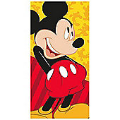 Mickey Mouse Beach Towel