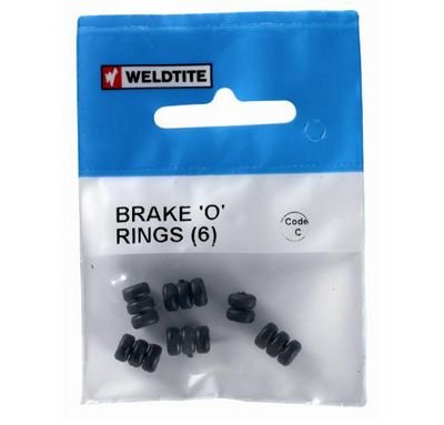 Bike Bits Brake O Rings (6)