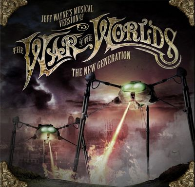 War of the Worlds: New Generation (Book 2CD)