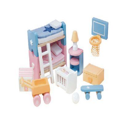 Le Toy Van Sugar Plum Childrens Room Set