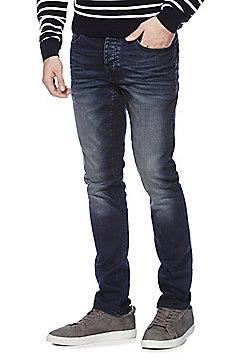 F&F Stretch Skinny Jeans - Navy