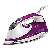 MORPHY RICHARDS-303126 Turbosteam Pro Pearl Ceramic Steam Iron with 3100W Power