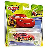 Disney Cars Lightning McQueen Carnival Cup 1:55 Diecast Car