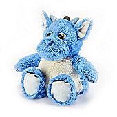 Intelex Warmies Heatable Dragon Microwavable Cozy Plush Soft Toy