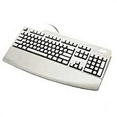 Lenovo Preferred Pro 43R2258 Keyboard - Cable Connectivity - Pearl White - Retail