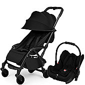 ickle bubba Aurora Travel System (Black)