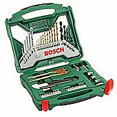 Bosch - X-Line Classic Drill and Screwdriver Bit Set - 50 Pieces